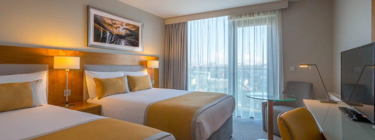 Maldron Hotel Smithfield Standard Twin Room