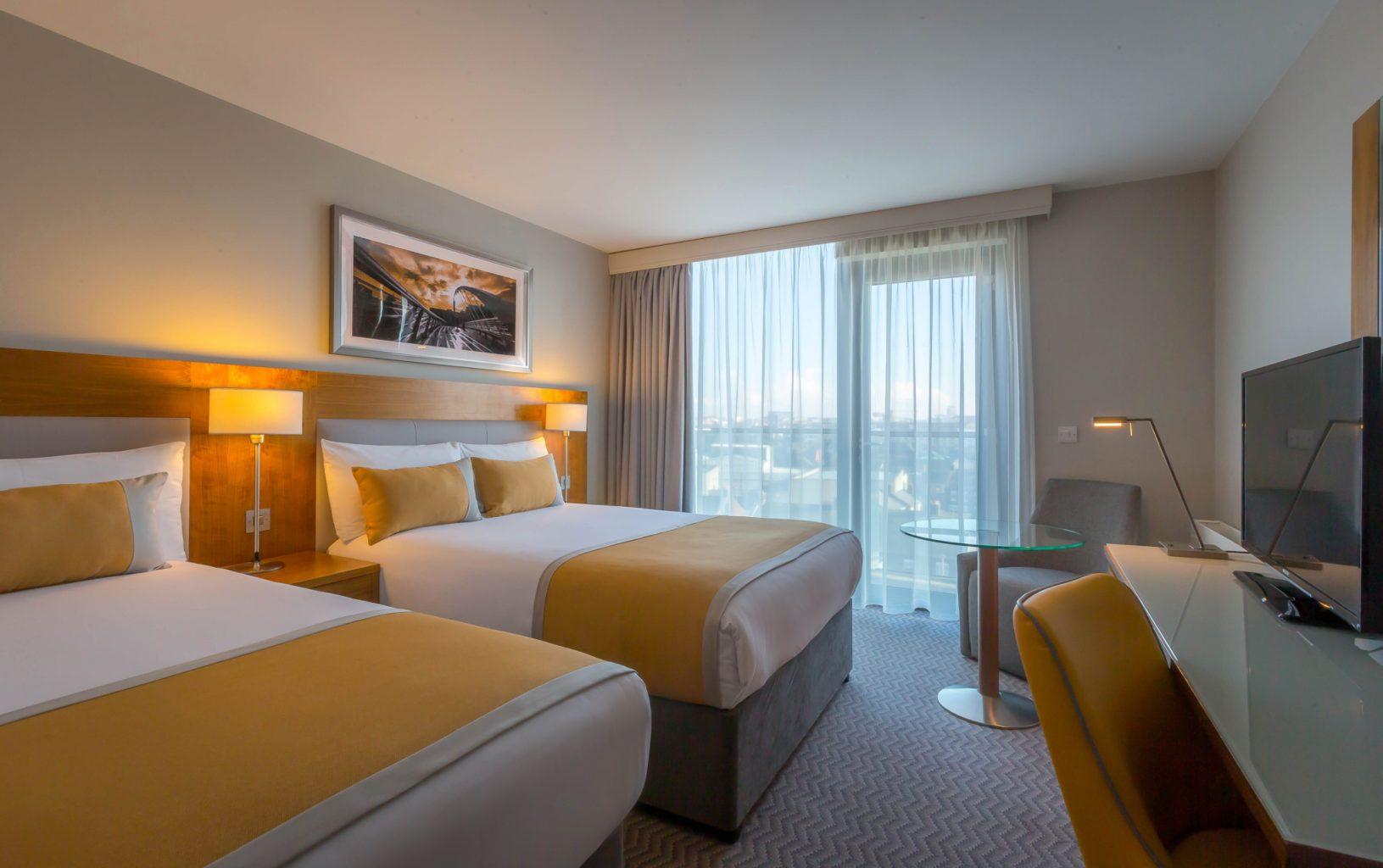 Triple Room at Maldron Hotel Smithfield