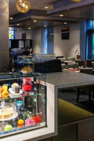 Maldron Hotel Smithfield Restaurant